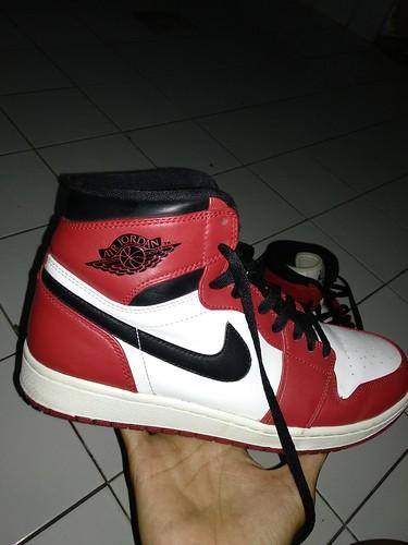 best service 9d22c 4baa2 Air Jordan 1 Chicago 2013 legit check   NikeTalk