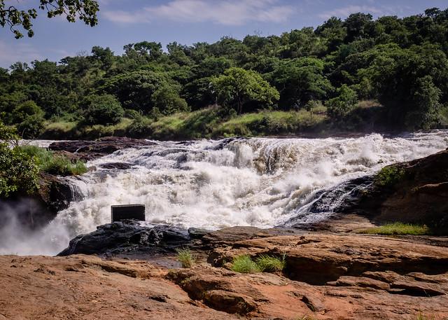 Powerful Murchinson Falls,Uganda