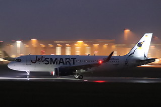 A320 JetSMART CC-AWG | by XFW-Spotter