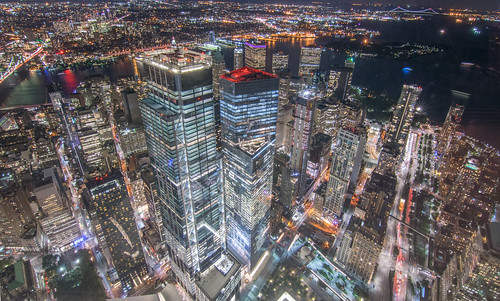 3-4 World Trade Centers | by rodgersam