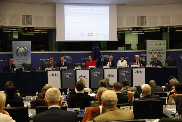 France-2018-12-12-UPF Holds Human Rights Conference in European Parliament