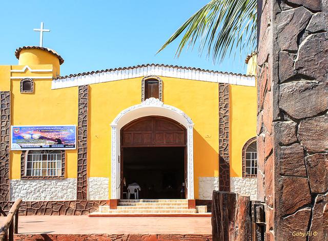 Iglesia del mar