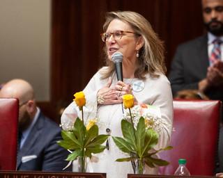 Senator Julie Kushner