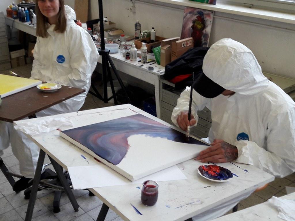 sessie 3 schilderen op doek (11)