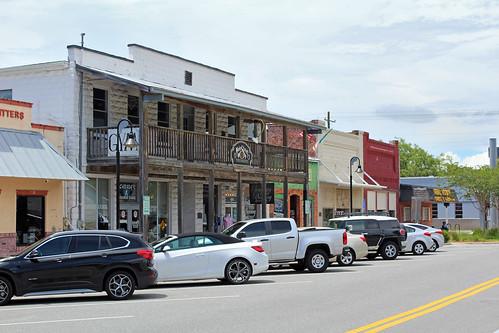 businessdistrict street commercialbuildings commercialblocks architecture crystalriver florida unitedstates