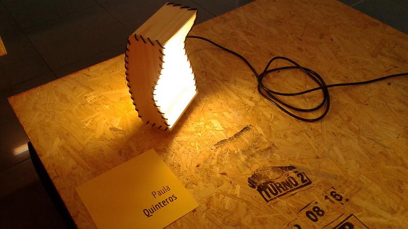 Con todas tus luces: exposición de la Licenciatura en Diseño Industrial - diciembre de 2018