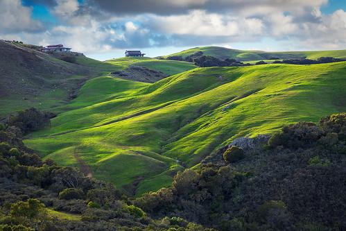 irishhills prefumocanyonroad greenhills landscape clouds cloud sanluisobispo green mimiditchie mimiditchiephotography getty gettyimages