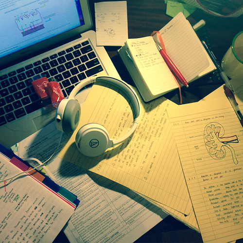 How to focus on studying while at home