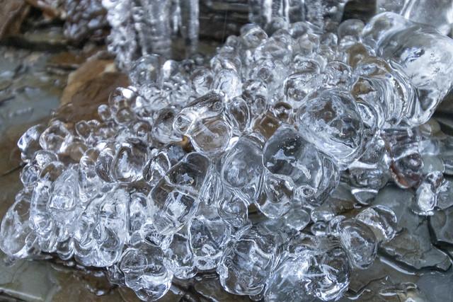 Globular ice
