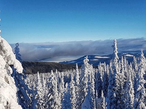 silverstar okanagan bc britishcolumbia canada winter 2019 snow mountains ski skiing crosscountryskiing skidefond sovereignlakes