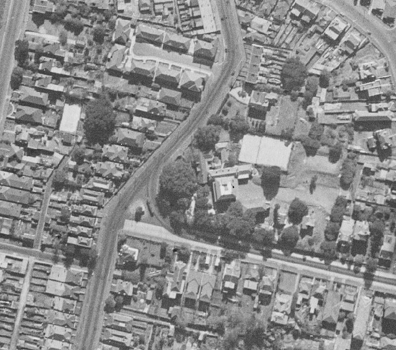 Bronte Tram, Waverley, Sydney, NSW.
