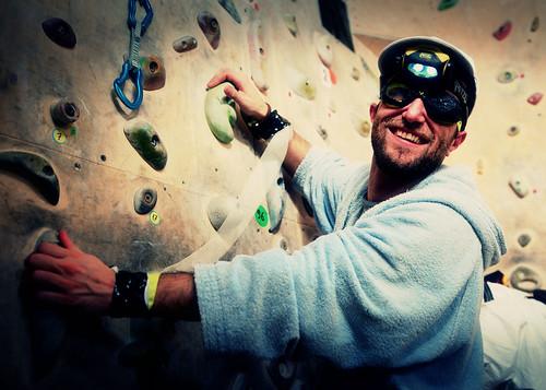 Fantasyclimbing corso di arrampicata il deposito di zio Paperone 35