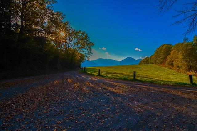 Autumn way ...