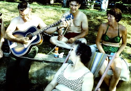 1960s guitar sing music old minnesota