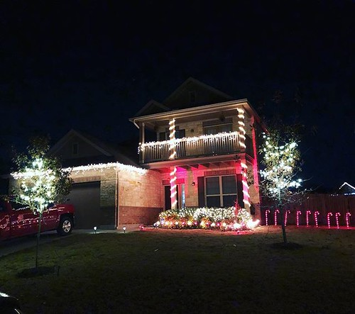 Lights done...or are they? Added tree lights, might be more... | by fishbrain.randy@sbcglobal.net