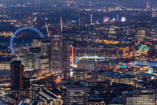 That View You Wish You Had On NYE, London