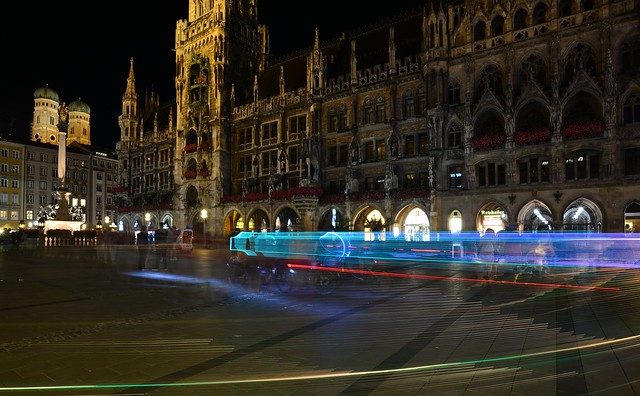 Munich - Rickshaw Trails