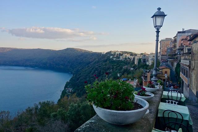 Lago Albano • Lake Albano