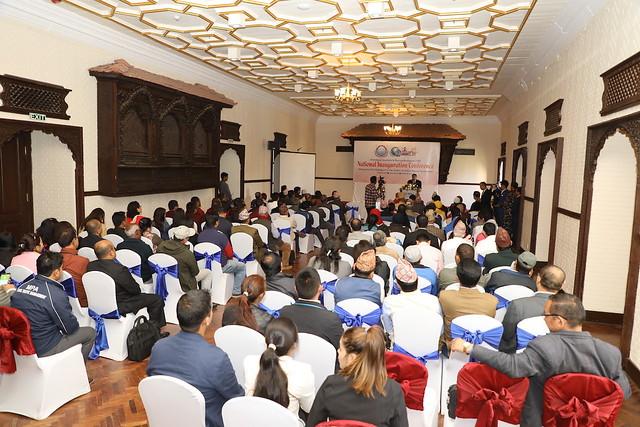 Nepal-2018-10-28-IAPD Inaugurated in Nepal