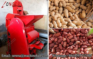 industrial peanut shelling machine price