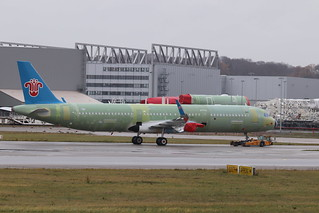 A321neo China Southern Airlines B-303J   by XFW-Spotter