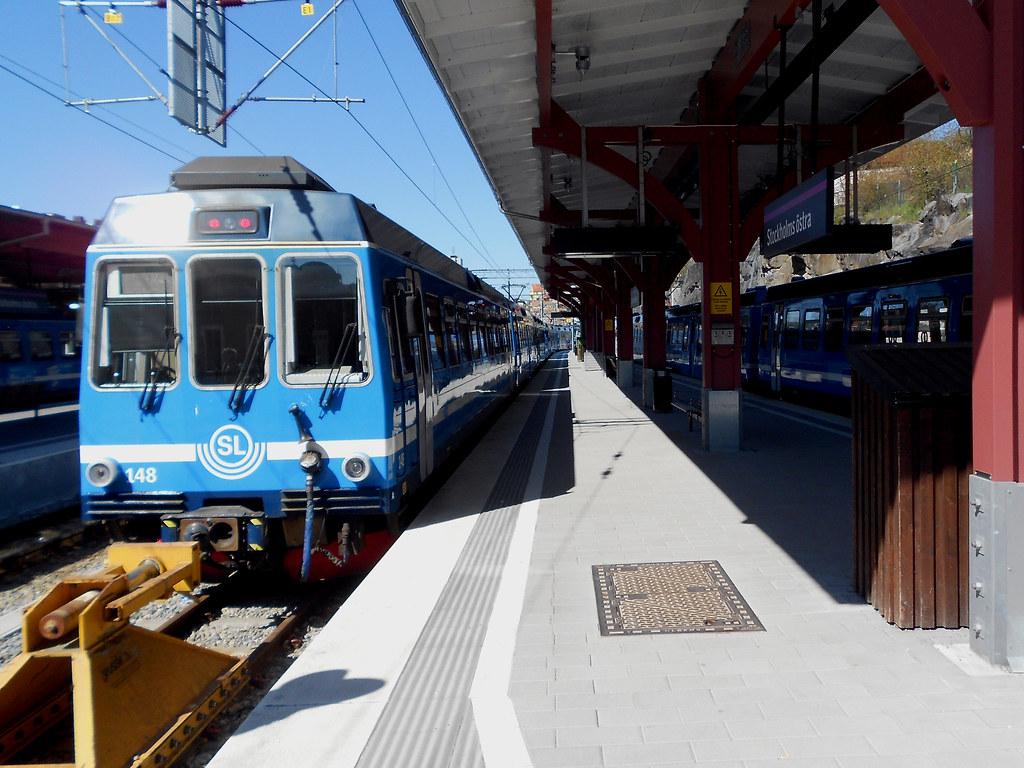 """Станция """"Stockholm Ö"""""""