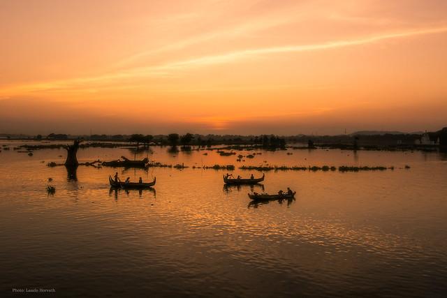 Taung Tha Man Lake