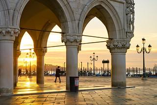 Palazzo Ducale, Venice, Italy