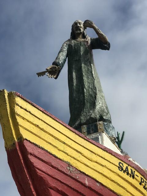 San Pedro expectante
