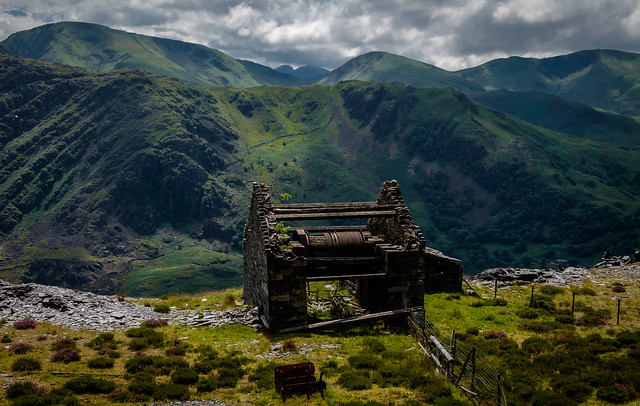 Incline Drum House, Dinorwic