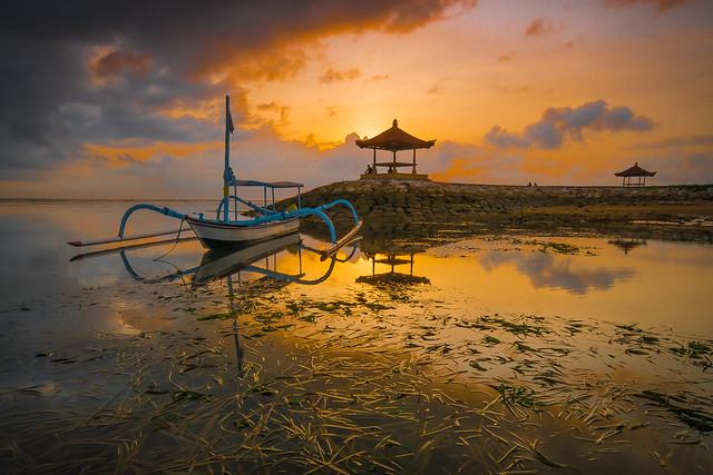Sunrise @Sanur