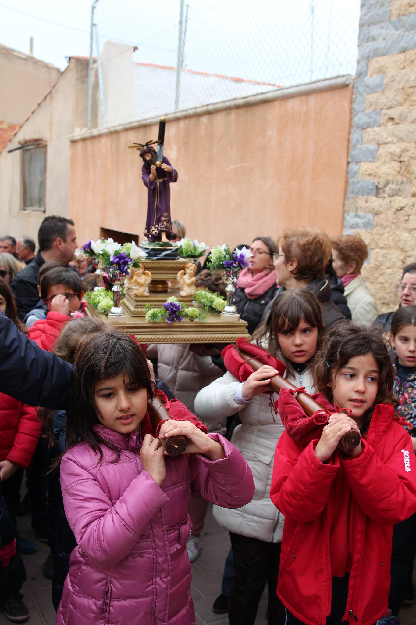 (2018-03-23) II Vía Crucis Infantil (Antonio José Verdú Navarro) (27)