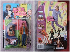 AUSTIN POWERS - SCOTT EVIL action figure by McFarlane Toys (1999)