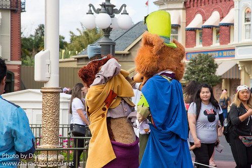Meeting Foulfellow and Gideon | by Disney Dan