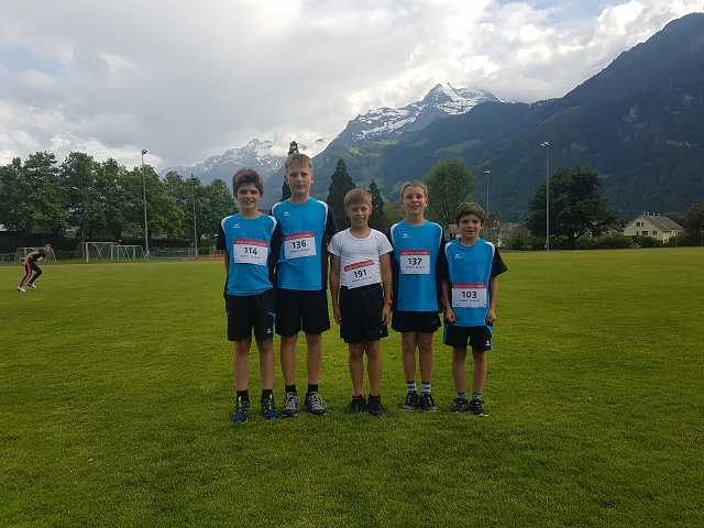 Swiss Athletic Sprint 2018