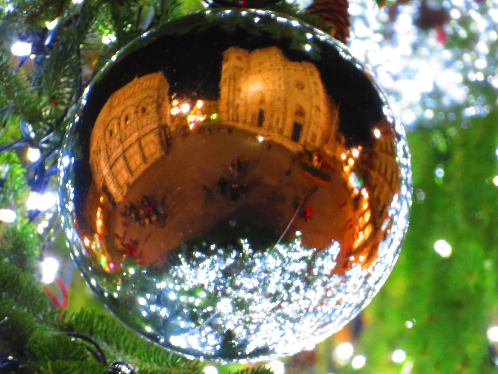 Christmas In Florence Italy.Happy Christmas From Florence Italy Happy Christmas From F