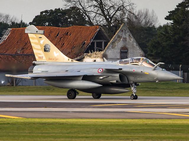 Armée de l'air | Dassault Rafale C | 128 (30-GG)