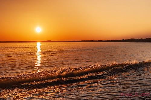 sarzeau sarzeaupenvins bretagne france nikon d90 coucherdesoleil mer morbihan golfedumorbihan sunset