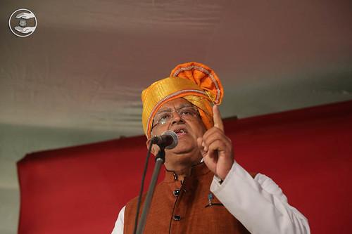 SNM Zonal Incharge Hari Mohan Gehlot from Jodhpur RJ