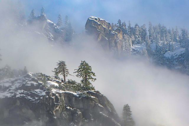 Yosemite - Storm Clearing