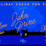 Mon, 03/12/2018 - 9:11pm - The WFUV Public Radio annual benefit concert, from the Beacon Theatre in New York City. Monday, December 3, 2018. Starring John Prine, The Lone Bellow and Shannon Shaw.
