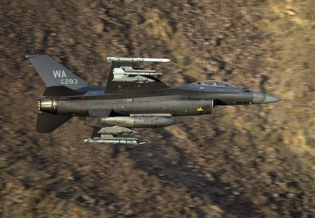 LM F-16C Fighting Falcon 86-0283 WA 64thAS 57th Wing 29-10-18