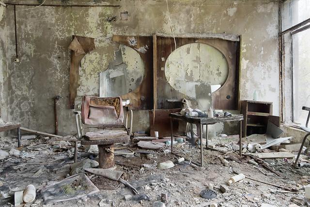 Pripyat Hair Salon