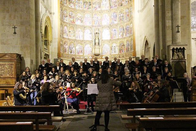 Coro Francisc Salinas. Navidad Barroca