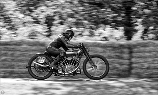 Ian Bain - Brough Superior KTOR 1924 | by amarus69