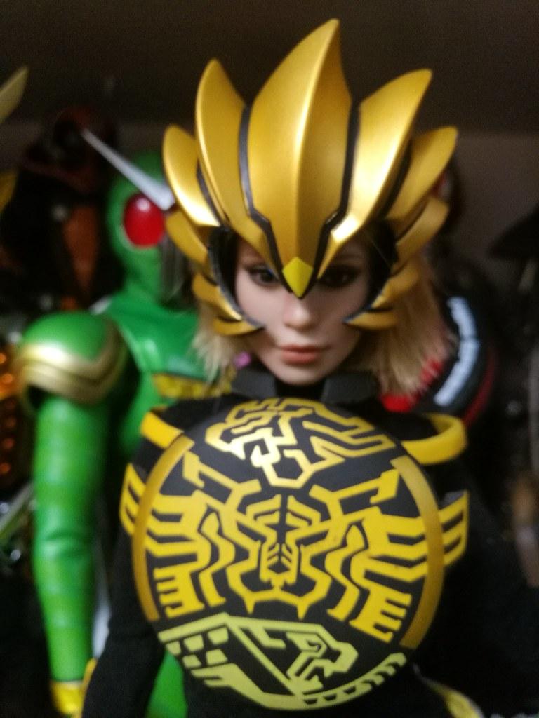 Kamen Rider Girl OOO   cof   P Lai   Flickr