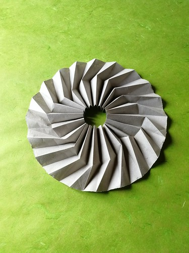 Fan Fold (E. Muche) | by Helyades