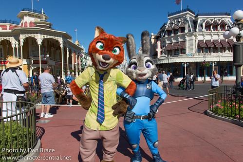 Meeting Nick and Judy | by Disney Dan