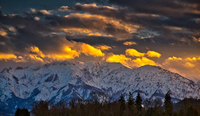 Lattengebirge, Berchtesgaden Alps