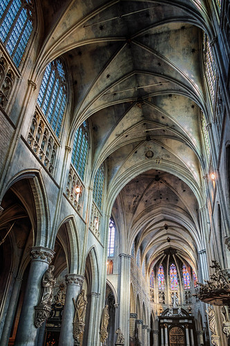 Cathedral of St.Rombout (explored)
